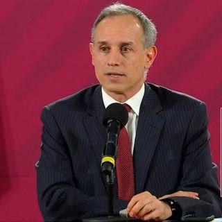 México suma más de 311 mil casos por Covid-19