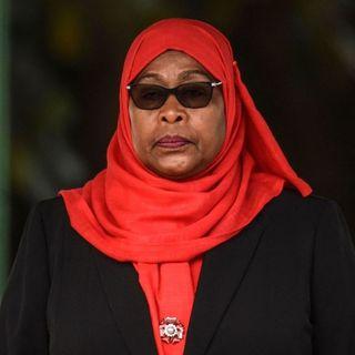 Africana: una donna presidente in Tanzania