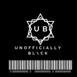 Unofficially Black | Unofficial Wackness