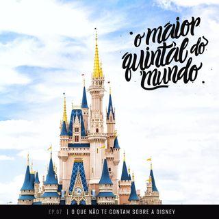 A verdade revelada sobre a Disney: viajando para Orlando | ep. 07
