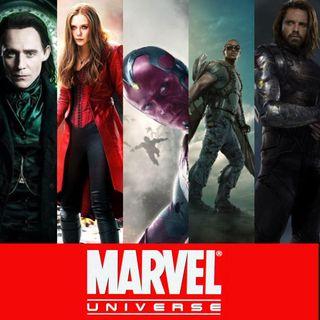 CLOP E88: Marvel Universe