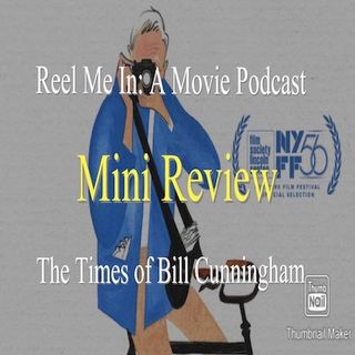 Mini Review: The Times of Bill Cunningham