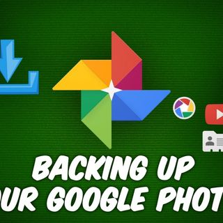 ATG 7: How to Download All Pictures and Videos From Google Photos
