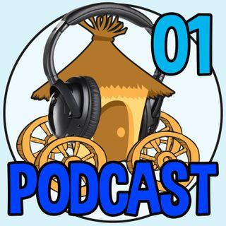 P01 - 4ruote e una capanna a Radio Deejay