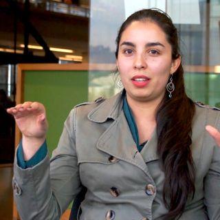 Atómicas: mujeres en informática Usach. Entrevista con Fernada Lobos.