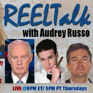 REELTalk: LTG Thomas McInerney, author Judge Hal Moroz and Comedian Mike Fine