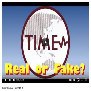 Time - Real or fake? – Crumb TV Audio with @CrumbTV1 ( #CrumbTV ) #GetSNATCHED