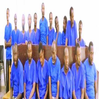 SOMALIA:  Eighteen Al-Shabab Militants Executed