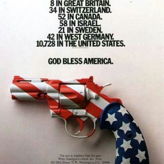 Mass Shooting In The USA