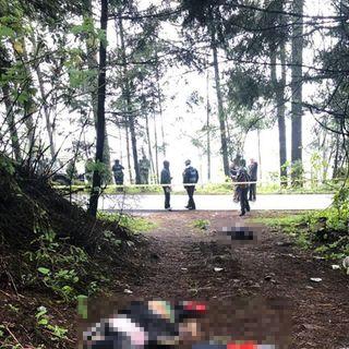 Cuerpos hallados en el Ajusco sin vínculos con caso Artz