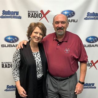 Lisa Zaken with Leadership Gwinnett