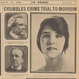 La triste e orribile fine di Irene Munro- Gli omicidi di Crumbles