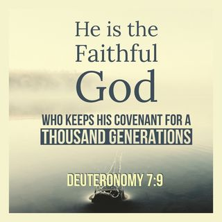 God Is Forever Faithful And Unchangeable To You His Dear Precious Child d