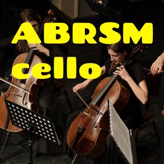 Prep for Grade 8 Cello Chromatic Scale to 4th Position Fingering Pod-Class Free Lesson ABRSM