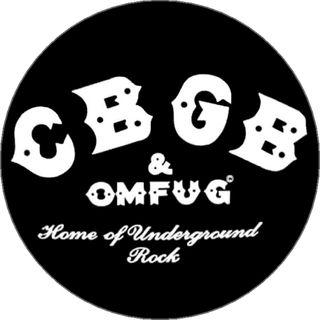 Radio Guerra Fredda puntata n° 4 - CBGB & Omfug