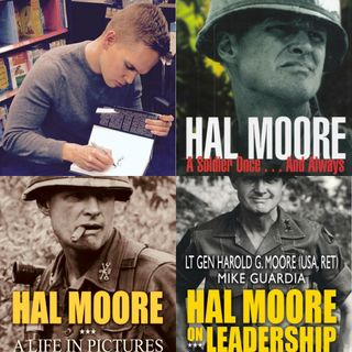 On Big Blend Radio: Mike Guardia discusses Lt General Hal Moore