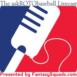 AskROTObaseball Livecast--April 22, 2015--Sterling Starling!