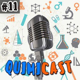 QuimiCast 11 - Nuvem de rutênio, ciclocarbono e rios voadores