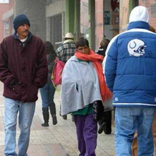 Frente frío 24 causará bajas temperaturas en el país