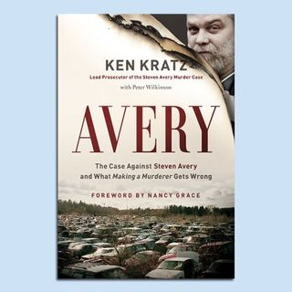 Ken Kratz author of Avery