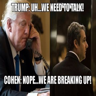 Michael Cohen Blasts Trump