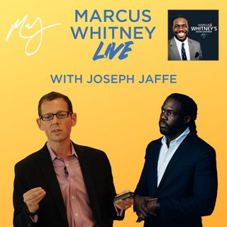 E112: Innovate or Suck with Joseph Jaffe - #MWL Ep. 43