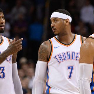 Radio NBA: Is time running out on Oklahoma City's Big Three experiment