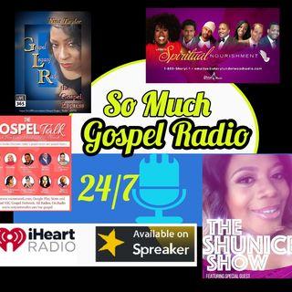 So Much Gospel Radio & Talk