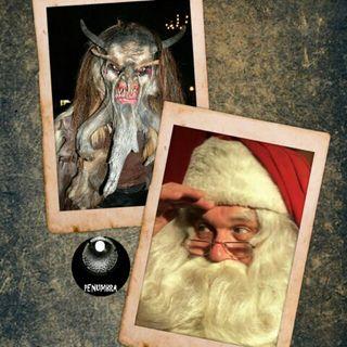 """Penumbra 13 """"Papa Noel o Krampus el ser del demonio que salía en Navidad"""" ¿Regalos o directo al infierno?"""
