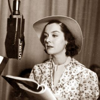 Classic Radio Theater for February 4, 2021 Hour 3 - Rosalind Russell is a Hired Wife