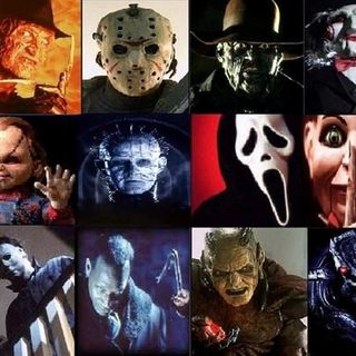 The Game Changer! Top Ten Best Horror Movie Characters!
