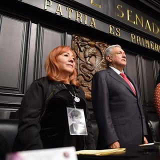 Rosario Piedra rendirá protesta como titular de CNDH