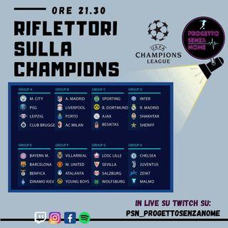 Speciale Champions League - Com'è andata la 1° giornata