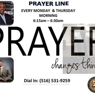 Global Fatherhood Prayer Line 09.15.16
