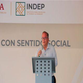 Deja Ricardo Rodríguez el Instituto para Devolverle al pueblo lo Robado