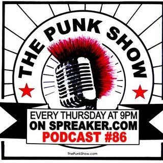The Punk Show #86 - 10/15/2020