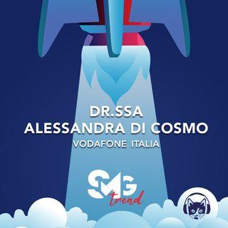 Alessandra Di Cosmo, Vodafone Italia
