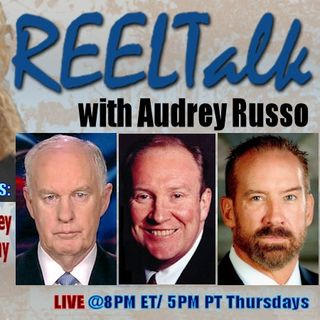 REELTalk: LTG Thomas McInerney, Author Andrew McCarthy and Craig Sawyer of Veterans 4 Child Rescue