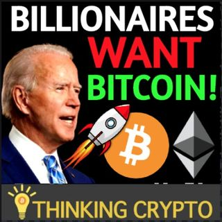 Biden Integrating Bitcoin Into US Treasure - Ethereum 2.0 Launch and Coinbase ETH Staking