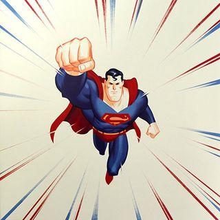 "RADIO GIAFFY - 23/04/19 ""Superman la Serie Animata - Bruno the Kid"""