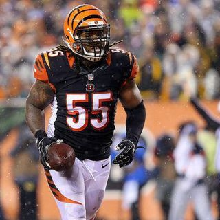 234: Locked on Bengals - 10/17/17 Burfict will be tested on Sunday