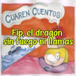Fip, el dragón sin fuego y sin llamas
