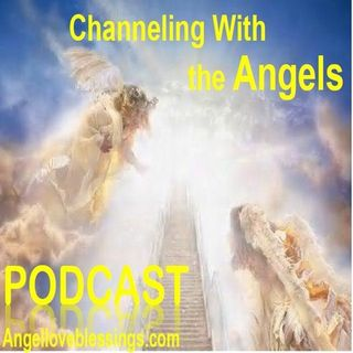 Channeling With the Angels- St. Michael with the Seraphim on - Lifting to Peace with St.Michael
