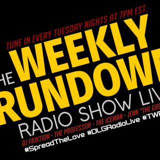 WeeklyRundownRadioShow The Roundtable 4-9-19