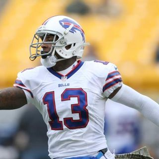 Pro Talk With The Mighty O'BA- Special Guest Former Bills's Receiver Stevie Johnson