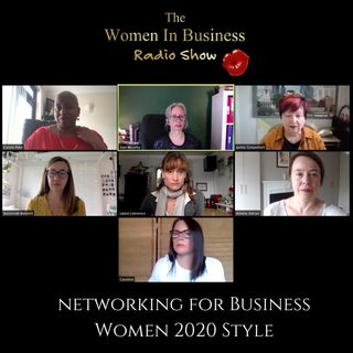 Networking for Women In Business 2020 Style