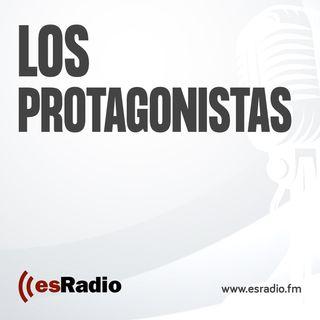 Gritos de los agricultores contra Pablo Iglesias y Pedro Sánchez