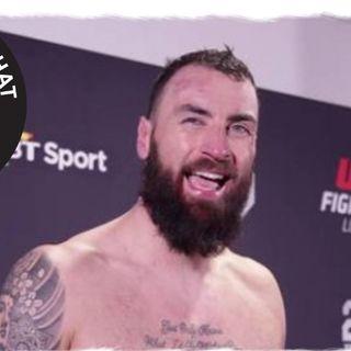 UFC London Scrum with Paul Craig, Danny Roberts, Darren Till