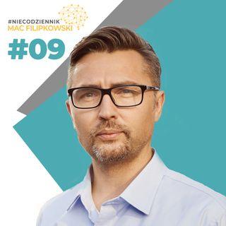 #NIECODZIENNIK-Koncepcja Jeża-Marcin Zabielski