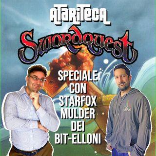 Speciale SWORDQUEST con Starfox Mulder dei BIT-ELLONI